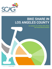 Bike Share in Los Angeles County Study cover image