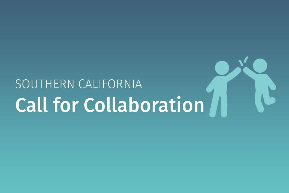 SCAG Call For Collaboration