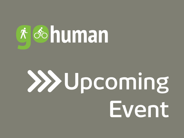Go Human Upcoming Event Thumbnail