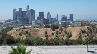 Picture of the LA skyline