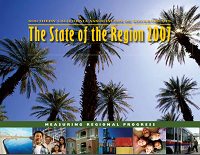 2007 State of the Region Report Cover Image