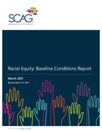 Racial Equity: Baseline Conditions Report Cover Image (March 24, 2021 Revision)
