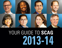 Your Guide to SCAG 2013-2014 Cover Image