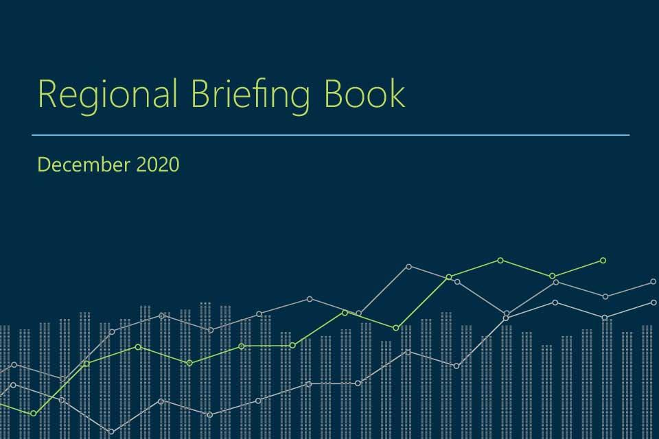 Image of Regional Briefing Book