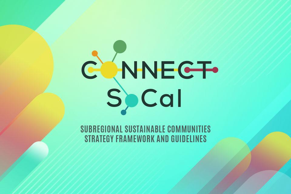 Subregional Sustainable Communities Strategy Framework and Guidelines