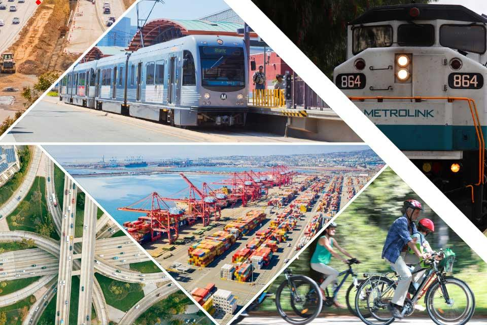 Image of Transportation Systems in Southern California