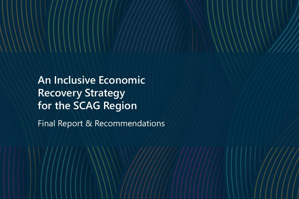 Inclusive Economic Recovery Strategy