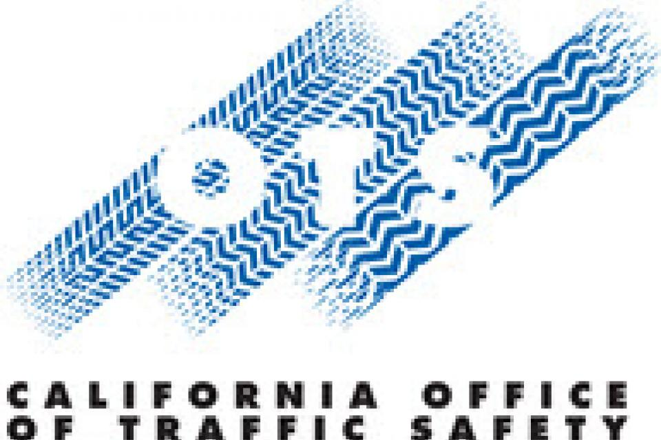 CA office of Traffic Safety Logo