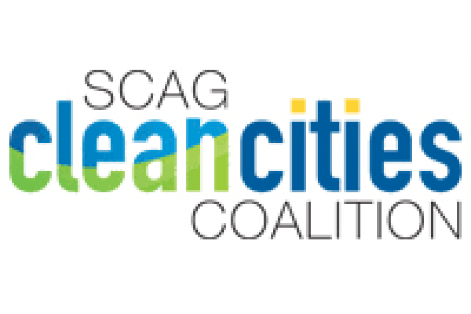 SCAG Clean Cities Logo