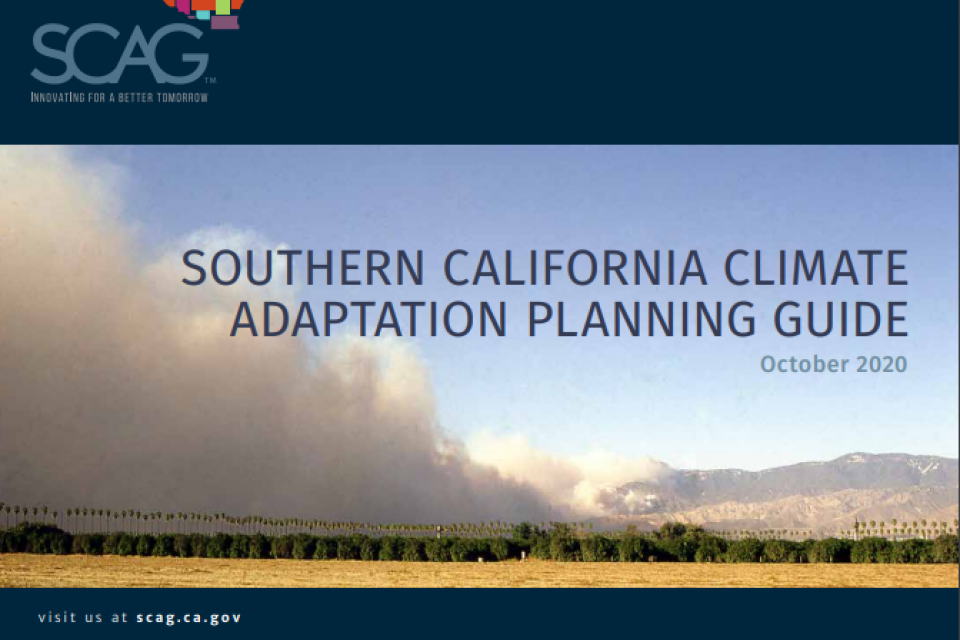 Southern California Climate Adaptation Planning Guide Thumbnail Image