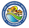 Housing and Community Development Logo