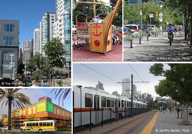 Smart Growth Infrastructure