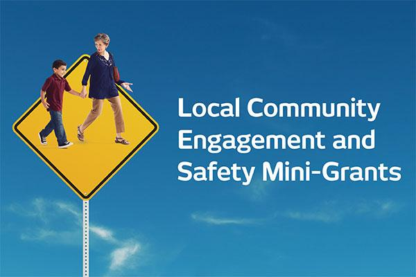 Local Community Engagement and Safety Mini-Grants Image